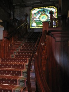 inglenook staircase