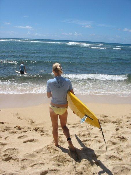 surfing HI