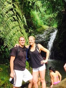 Robin Chris Maunawili Falls