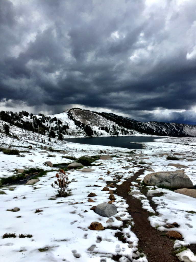 Gaylor Lakes, Yosemite