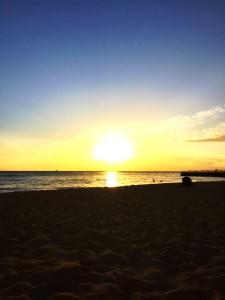 Kaimana Proposal Sunset 1