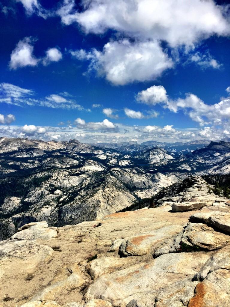 Clouds Rest, Yosemite